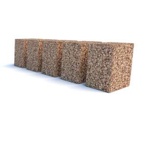 Купить ограждения бетонные Пиза