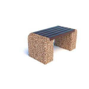 Купить скамейки бетонные Евро 1 Эго