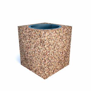 Купить урны бетонные Квадро