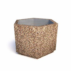 Купить вазоны бетонные Доминик