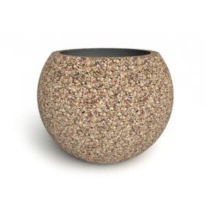 Купить вазоны бетонные Глобус