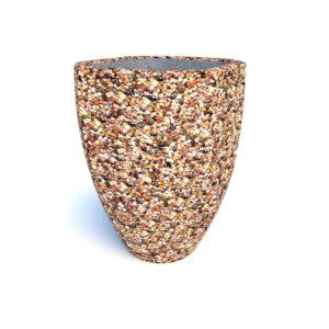 Купить вазоны бетонные Квартини