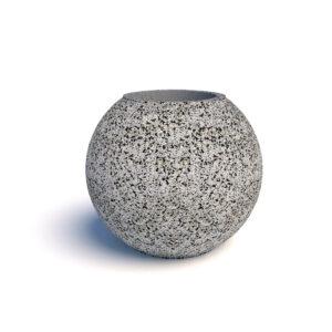 Купить вазоны бетонные Шар