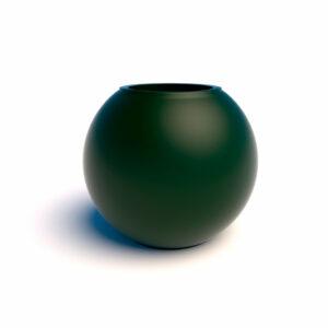 Купить пластиковую форму вазона Шар