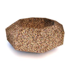 Купить вазоны бетонные Бриллиант