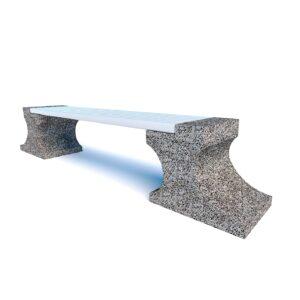 Купить скамейки бетонные Анвиль