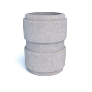 Бюджетные урны бетонные Бастилия