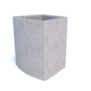 Бюджетные урны бетонные Марсель