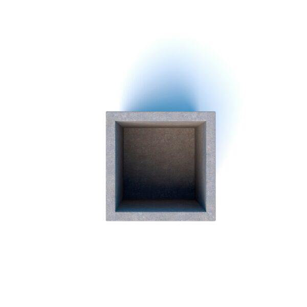 Бюджетные урны бетонные Троя