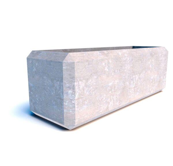 Бюджетные вазоны бетонные Балено