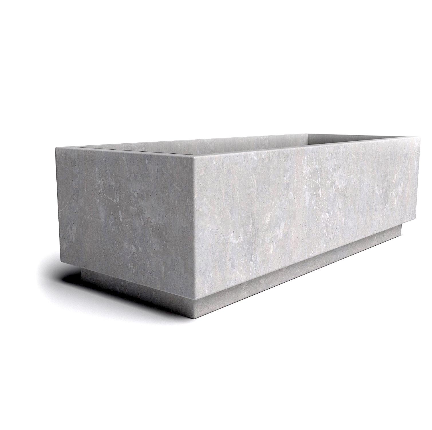 Вазон из бетона на заказ бетон заславль цена