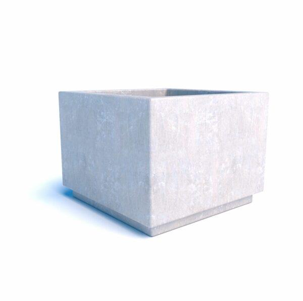 Бюджетные вазоны бетонные Джесика