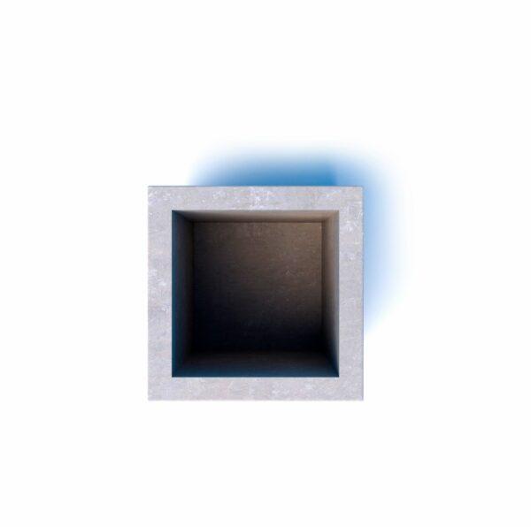 Бюджетные вазоны бетонные Киль
