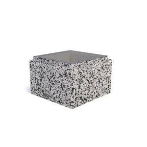 Купить блок бетонный для забора 300х300х200 мм