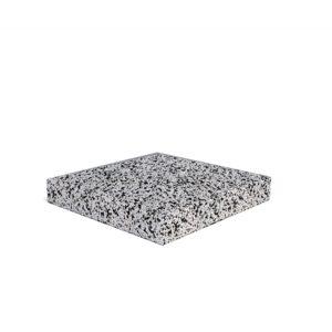 Купить навершие бетонное для столба 400х400х120 мм