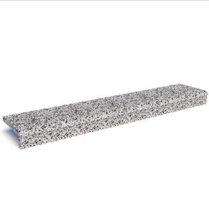 Купить ступень бетонную 2000x400x40 мм