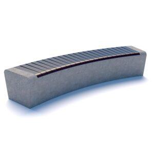 Арбат арка бетон 00001