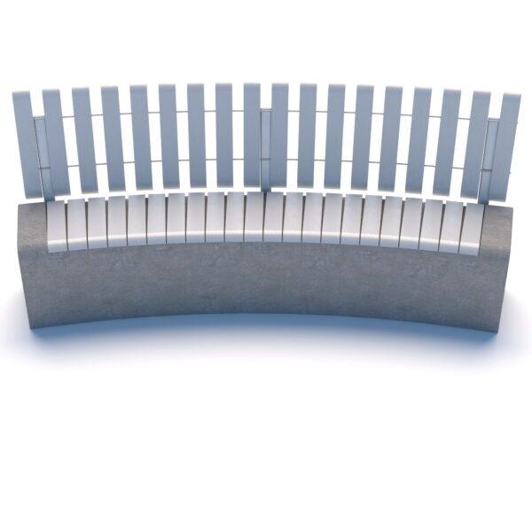 Арбат арка СП бетон 00006