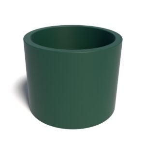 Стеклопластиковая форма вазона Цилиндр