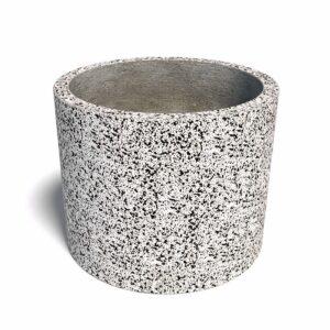 Вазон Цилиндр из бетона