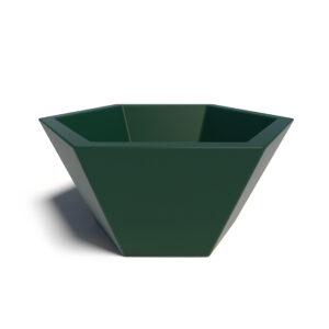 Стеклопластиковая форма вазона Тюльпан