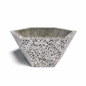 Вазон Тюльпан из бетона