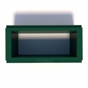 Купить стеклопластиковые формы блока для столба 400х200х200мм