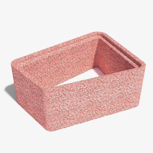 Вазон бетонный Инит