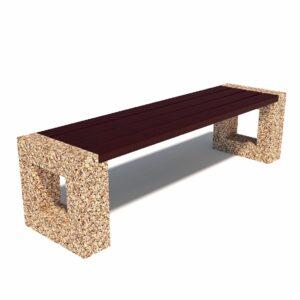 Купить скамейки бетонные Арена