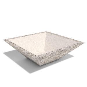 Купить вазоны бетонные Гранд тюльпан