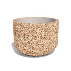 Купить вазоны бетонные «Тёща 2»