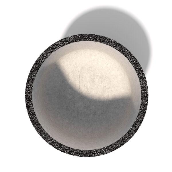 Купить вазоны бетонные «Тёща»