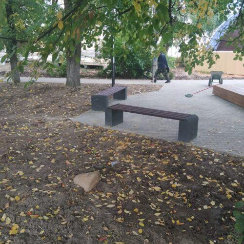 Скамейки для улицы